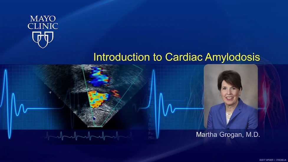 Introduction to cardiac amylodosis