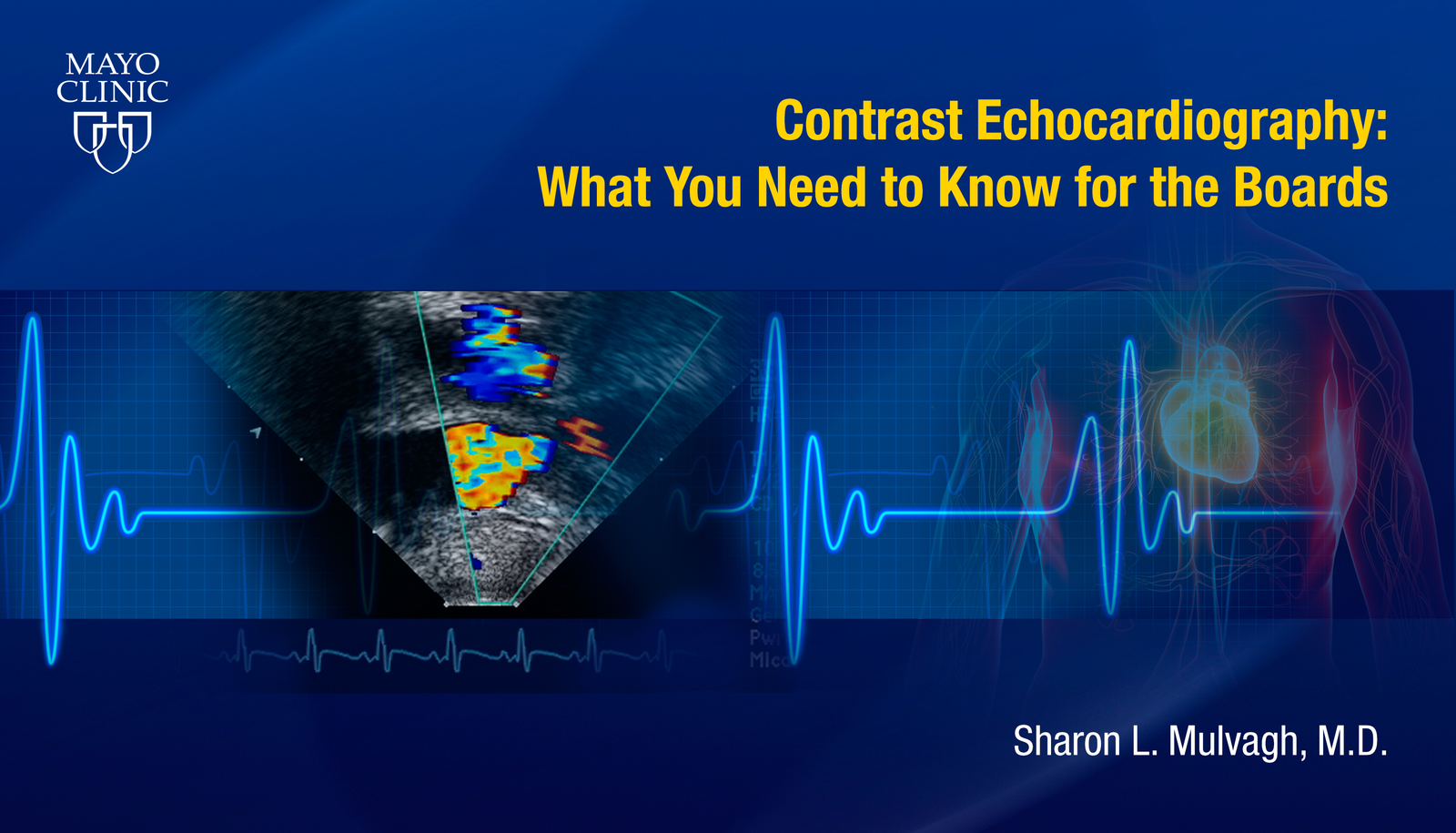 Contrast Echocardiography: What You Need to Know for the Boards