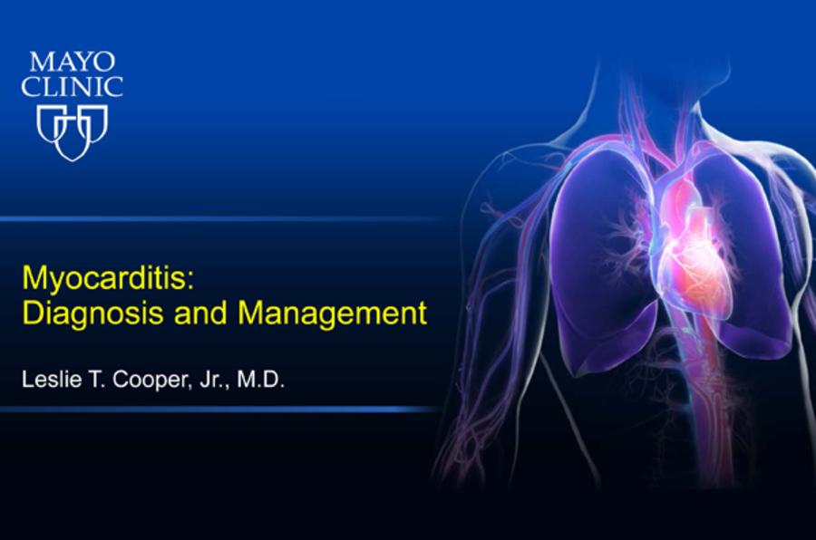 Myocarditis: Diagnosis and Management