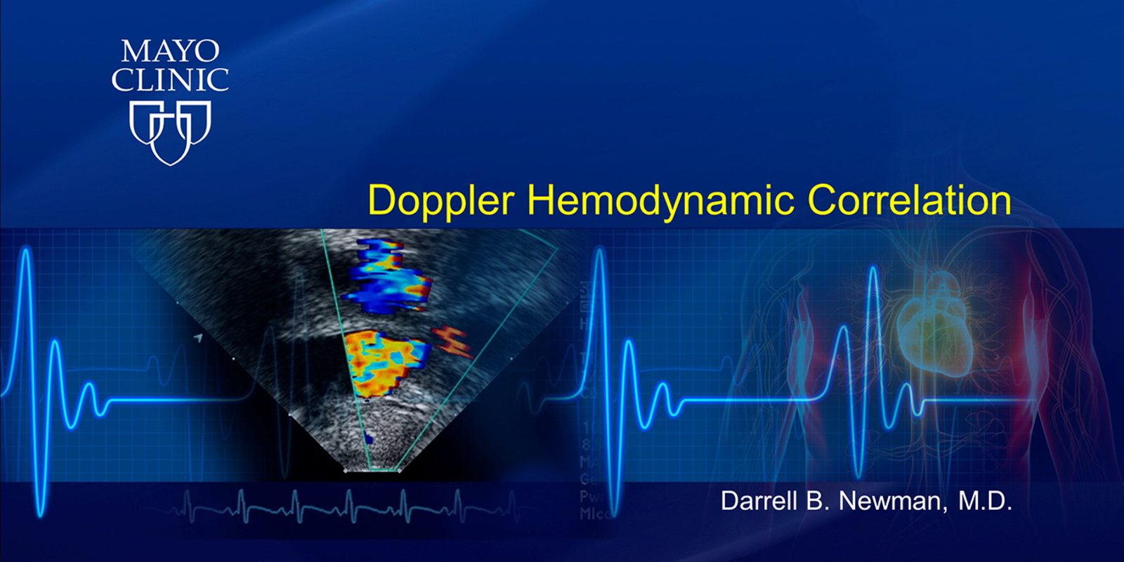 Doppler Hemodynamic Correlation