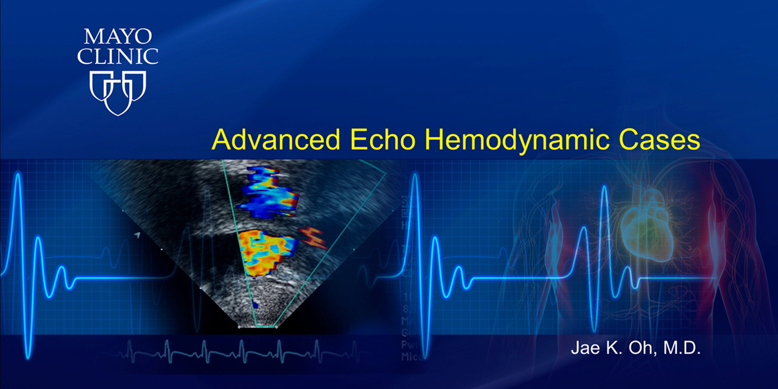 Advanced Echo Hemodynamic Cases