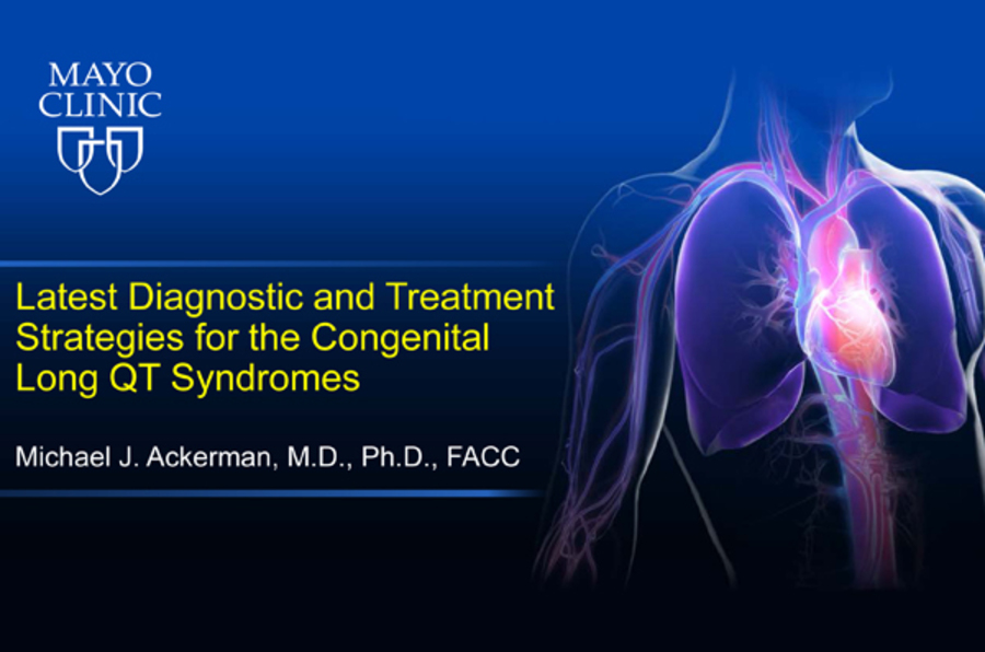 Latest Diagnostic and Treatment Strategies for the Congenital Long QT Syndromes