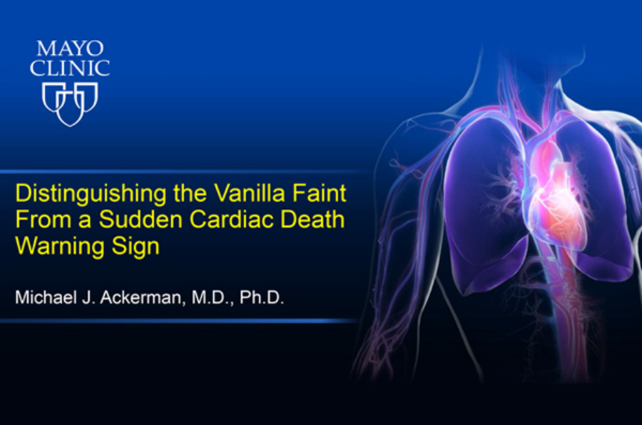 Distinguishing the Vanilla Faint from a Sudden Death Warning Sign